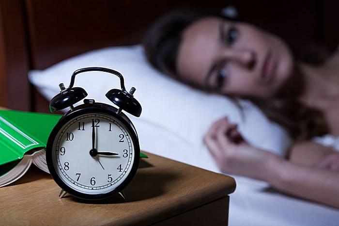 Vaihdevuodet ja unettomuus